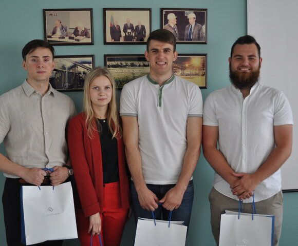 AB Lifosa's young specialists presented their research at the Company's conference
