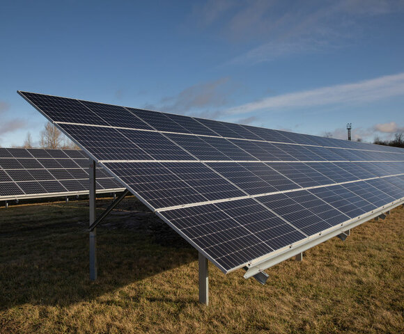 1 MW solar power plant has started its operations at Lifosa